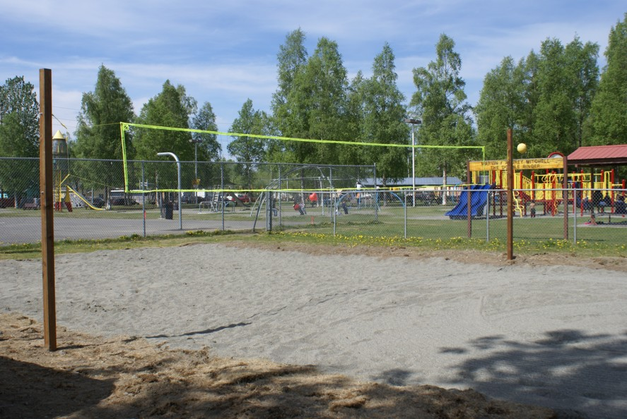New Sand Volleyball